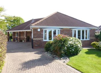 Thumbnail 3 bed bungalow for sale in Nunnerley Place, Waltham, Grimsby