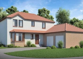Thumbnail 4 bed detached house for sale in Warwick, Almond Crescent, Huntingtowerfield, Perth