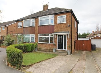 Thumbnail 3 bed semi-detached house for sale in Garth Drive, Moortown, Leeds