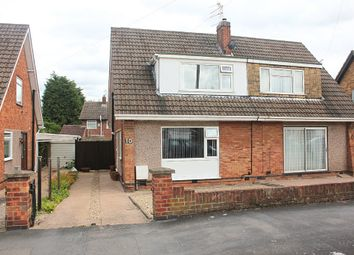 Thumbnail 3 bed semi-detached house for sale in Kenilworth Road, South Wigston, Leicester