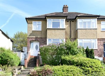 Thumbnail 3 bedroom semi-detached house for sale in Highland Road, Northwood, Middlesex