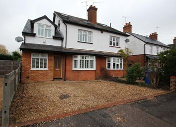 Thumbnail 4 bed semi-detached house to rent in Thornash Road, Horsell, Woking