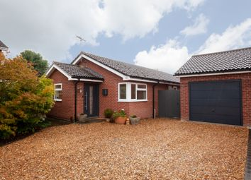 Thumbnail 5 bed detached bungalow for sale in Willow Way, Hauxton, Cambridge