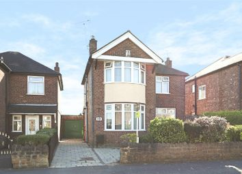 Thumbnail 3 bed detached house for sale in Holbeck Road, Aspley, Nottingham