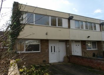 Thumbnail 3 bed terraced house to rent in Rannoch Close, Bletchley