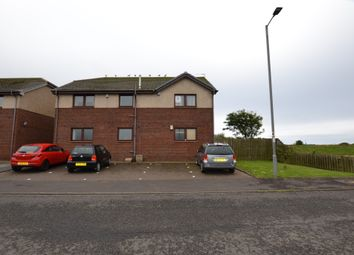 Thumbnail 1 bed flat for sale in Moorpark Road West, Stevenston