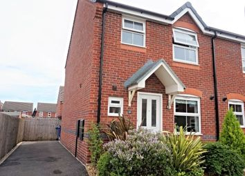 Thumbnail 3 bed end terrace house for sale in Coleman Road, Brymbo