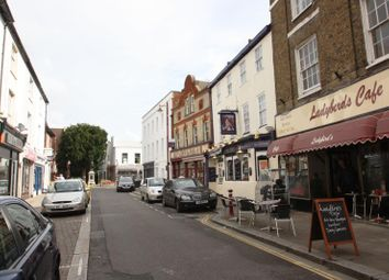 Thumbnail 3 bedroom flat to rent in Guildford Street, Chertsey