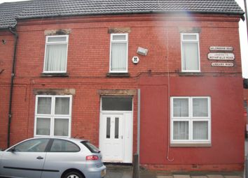 Thumbnail 3 bed duplex to rent in Walsingham Road, Wallasey