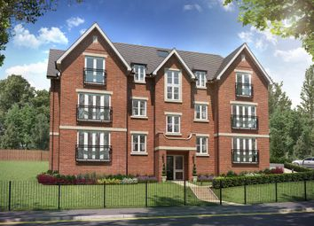 Thumbnail 2 bedroom flat for sale in Waglands Garden, Buckingham