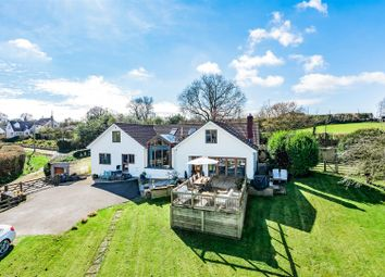 Thumbnail 6 bed detached house for sale in Knapp, North Curry, Taunton