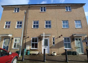 Thumbnail 4 bedroom terraced house to rent in Septimus Drive, Highwoods, Colchester