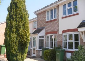 Thumbnail 2 bed terraced house to rent in Haldon Way, Bobblestock, Hereford