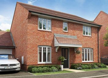 "Thumbnail 4 bed detached house for sale in ""The Shelford - Plot 130"" at Drayton Road, Abingdon"