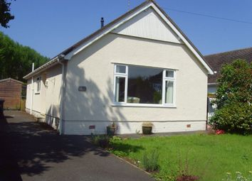 Thumbnail 2 bed bungalow to rent in Pen Y Gaer, Deganwy, Conwy