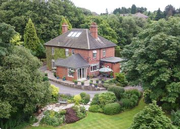 Thumbnail 4 bed detached house for sale in Common Lane, Rough Close, Stoke-On-Trent
