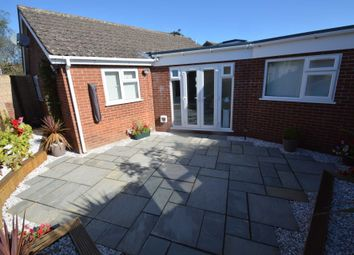Thumbnail 3 bed detached bungalow for sale in Wood View Court, New Costessey, Norwich