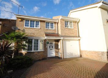 Thumbnail Link-detached house for sale in Carriage Drive, Chelmsford, Essex