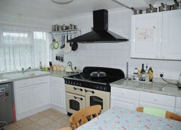 Thumbnail 3 bed terraced house to rent in Langley Crescent, Plymouth