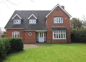Thumbnail 4 bed detached house to rent in Gardner Way, Kenilworth