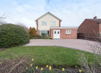 Thumbnail 4 bed detached house for sale in Welsh Road West, Southam