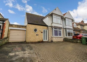 Thumbnail 3 bed semi-detached house to rent in Marlborough Road, Old Town, Swindon