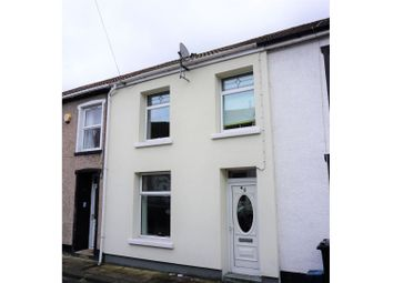Thumbnail 2 bed terraced house for sale in Hamilton Street, Pentrebach