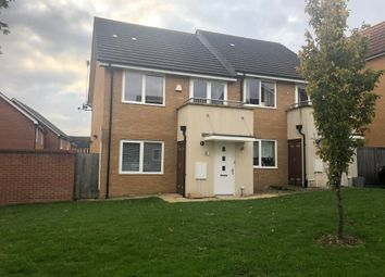 Thumbnail 3 bedroom property to rent in Kelly Gardens, Oxley Park, Milton Keynes