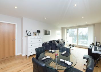 Thumbnail 2 bed flat for sale in Amberley Waterfront Apartments, Maida Vale, London