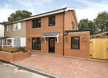 Thumbnail 4 bed semi-detached house for sale in Mepham Gardens, Harrow