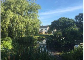 Thumbnail 4 bed detached house for sale in Tregatillian, St. Columb