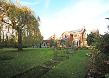 Thumbnail 4 bedroom detached house for sale in Addlestone, Surrey
