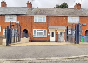 Thumbnail 3 bedroom terraced house for sale in Adams Street, West Bromwich, West Midlands