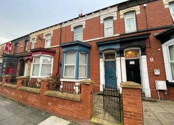Thumbnail 4 bed terraced house for sale in 76 Hartington Road, Stockton-On-Tees, Cleveland