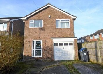 Thumbnail 3 bed detached house for sale in Nutbush Drive, Northfield, Birmingham, West Midlands