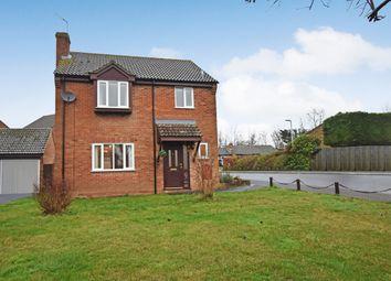 Bolingbroke Way, Thatcham RG19. 3 bed detached house for sale
