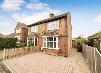 2 bed semi-detached house for sale in Grimshill Road, Whitstable CT5
