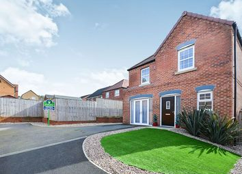 Thumbnail 4 bed detached house for sale in Parkland View, Huthwaite, Sutton-In-Ashfield