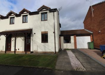 Thumbnail 3 bed semi-detached house for sale in Northpark, Billingham