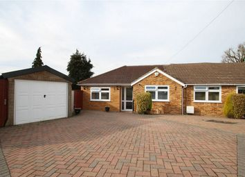 Thumbnail 3 bed semi-detached bungalow for sale in Felton Close, Petts Wood, Orpington, Kent