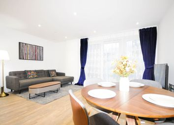 Thumbnail 2 bed flat to rent in Collet House, 50, Wandsworth Road, London