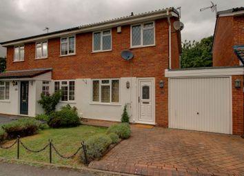 Thumbnail 2 bed semi-detached house for sale in Ennerdale Drive, Perton, Wolverhampton