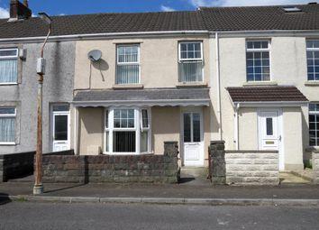 Thumbnail 3 bed terraced house for sale in Smyrna Street, Plasmarl, Swansea