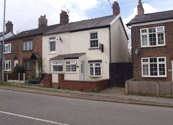 Thumbnail 2 bed end terrace house for sale in Runcorn Road, Barnton