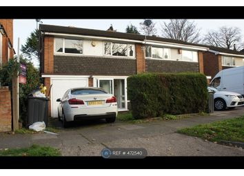 Thumbnail 3 bed semi-detached house to rent in Beaudesert Road, Birmingham