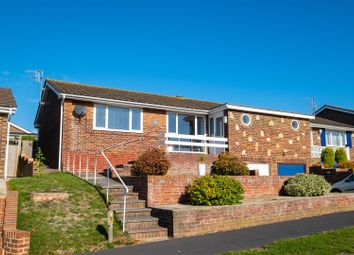 Thumbnail 2 bed semi-detached bungalow for sale in Valley Drive, Seaford