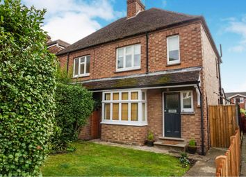 Thumbnail 3 bed semi-detached house for sale in Stony Stratford, Milton Keynes