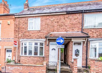 Thumbnail 3 bedroom terraced house for sale in Albion Street, Oadby, Leicester