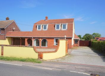 Thumbnail 4 bed detached house for sale in Stour Villas, Steam Mill Road, Bradfield, Manningtree