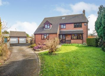 Thumbnail 6 bedroom detached house for sale in Court Gardens, Yeovil